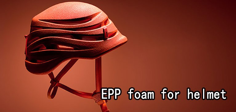 EPP foam for helmet